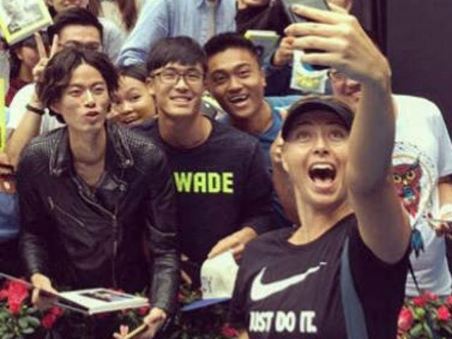 """Trực tiếp tennis China Open 30/9: Mỹ nhân Sharapova đụng ngay """"thù cũ"""" 2"""