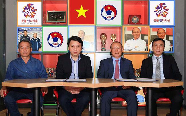 HLV Park Hang-seo hé mở bí ẩn đàm phán làm HLV đội tuyển Việt Nam 1