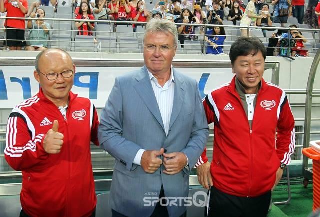 HLV Park Hang-seo hé mở bí ẩn đàm phán làm HLV đội tuyển Việt Nam 2