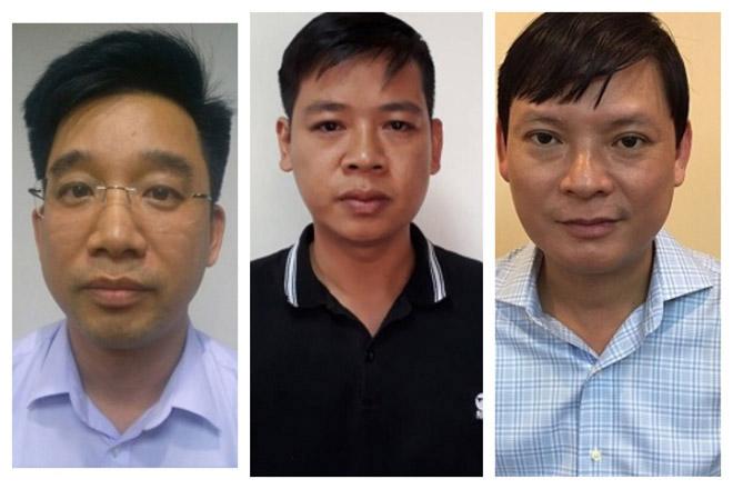 Bắt tạm giam Chánh Văn phòng PVC Bùi Mạnh Hiển