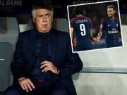 Bóng đá - Thuyết âm mưu: PSG khiến Ancelotti mất việc, đón về làm thầy Neymar-Cavani