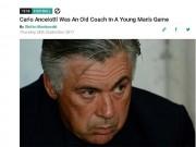 """Bóng đá - Ancelotti bị """"trảm"""" vì nhà giàu PSG: Báo chí thế giới về phe Bayern"""