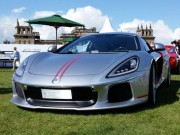 Tin tức ô tô - Siêu xe Italia ATS GT hoàn toàn mới giá 34 tỷ đồng