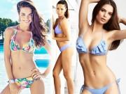 """3 người mẫu xinh như tiên sẵn sàng  """" dâng hiến tình yêu """"  cho cầu thủ Juventus"""