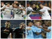 """Bóng đá - MU đại thắng cúp C1: Ngoại hạng Anh hóa """"ngáo ộp"""" ở châu Âu"""