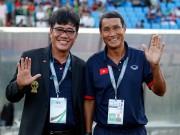 """Bóng đá - ĐT Việt Nam tái đấu Campuchia: Chờ vận đỏ """"cặp Lâm - Chung"""""""
