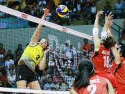 Thể thao - Bóng chuyền nữ: Thanh Thúy vượt mặt tay đập số 1 thế giới