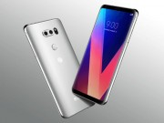 Các nhà mạng niêm yết giá LG V30 là 18,5 triệu đồng