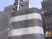 Thế giới - Hàng loạt tháp kim loại bí ẩn mọc lên ở New York