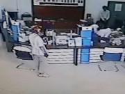 An ninh Xã hội - Cơ quan điều tra quân sự thụ lý vụ cướp ngân hàng ở Vĩnh Long