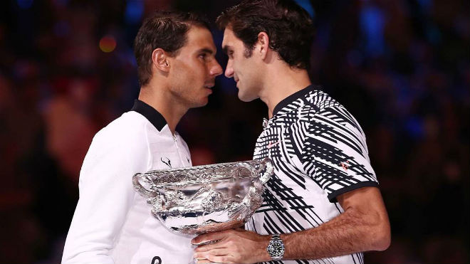 """Đua số 1: Federer dồn sức cuối năm, chơi """"hư chiêu"""" với Nadal 2"""