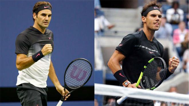 """Đua số 1: Federer dồn sức cuối năm, chơi """"hư chiêu"""" với Nadal 3"""