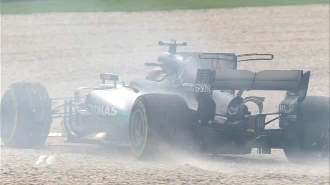 Đua xe F1, đua thử Malaysian GP: Lại có tai nạn, Ferrari tiếp tục dẫn đầu 3