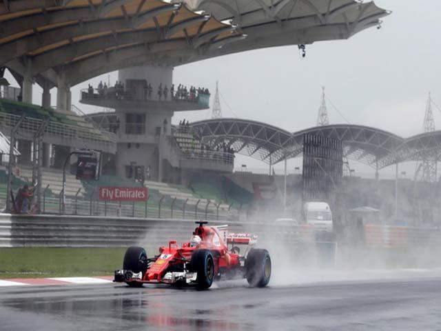"""Đua xe F1, phân hạng Malaysian GP: Vận đen kép, """"Ngựa chiến"""" khóc ròng 5"""