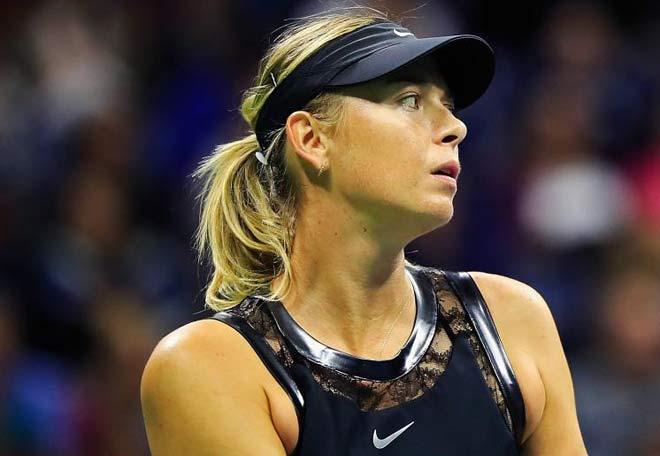 """Trực tiếp tennis China Open 30/9: Mỹ nhân Sharapova đụng ngay """"thù cũ"""" 1"""