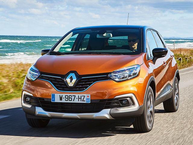 Renault Captur 2017: SUV Pháp cỡ nhỏ giá 348 triệu đồng