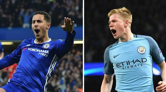"""Chelsea - Man City: So kè đẳng cấp, dáng dấp """"nhà vua"""" 1"""