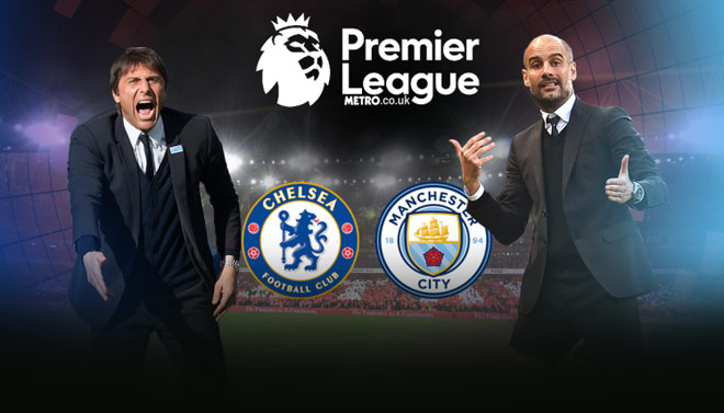 """Chelsea - Man City: So kè đẳng cấp, dáng dấp """"nhà vua"""" 2"""