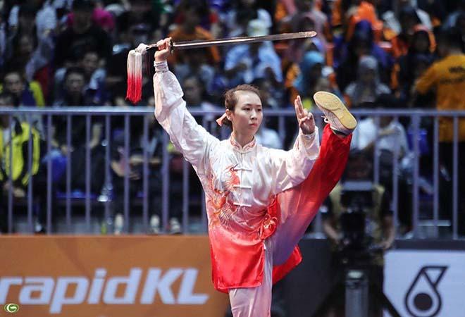 Tin thể thao HOT 30/9: Hot girl Wushu Việt Nam giành HCB thế giới 1