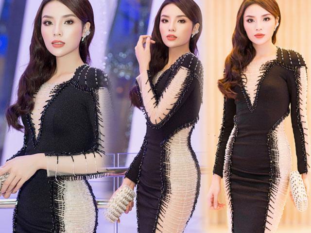 """Top váy """"mặc như không"""" gây xôn xao nhất của mỹ nữ Việt - 2"""