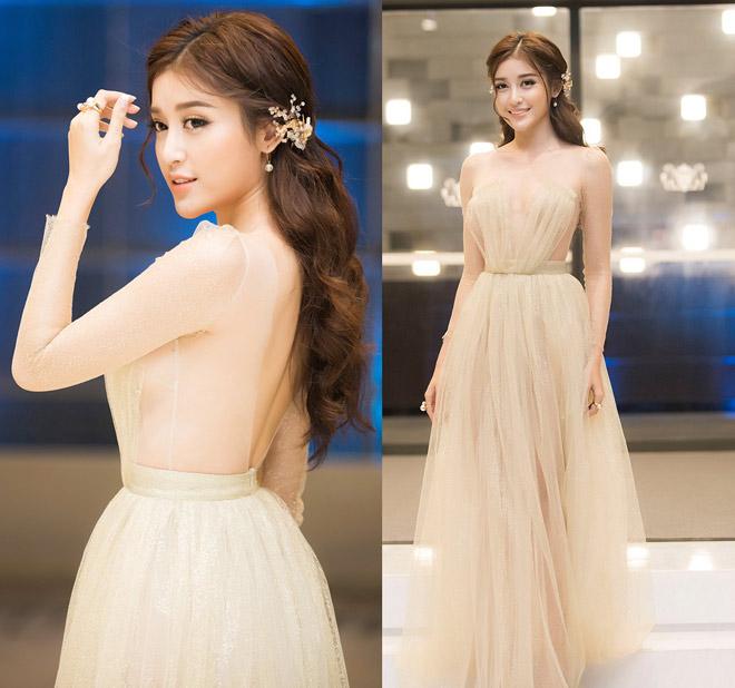 """Top váy """"mặc như không"""" gây xôn xao nhất của mỹ nữ Việt - 5"""