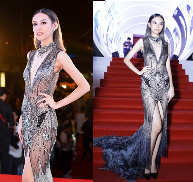 """Top váy """"mặc như không"""" gây xôn xao nhất của mỹ nữ Việt - 9"""