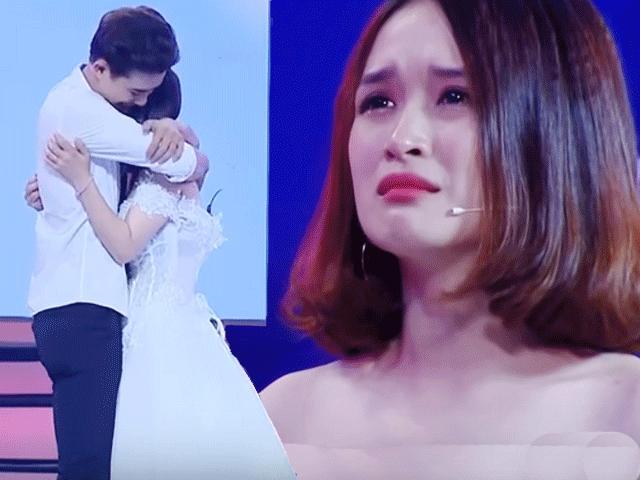 Sự thật nữ sinh Hải Phòng khóc lóc níu kéo tình cũ trên truyền hình