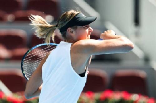 Chi tiết Sharapova - Sevastova: Nghẹt thở tie-break định đoạt (Vòng 1 China Open) (KT) 3