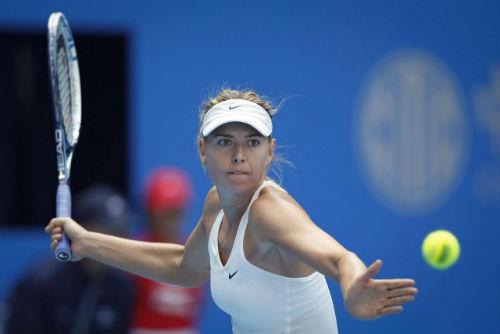 Chi tiết Sharapova - Sevastova: Nghẹt thở tie-break định đoạt (Vòng 1 China Open) (KT) 6