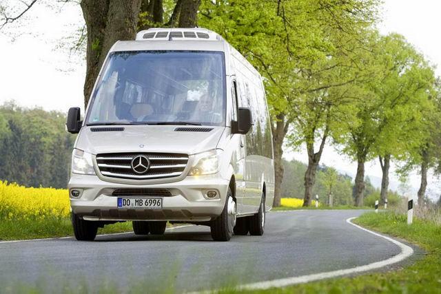 Mercedes-Benz Sprinter bản đặc biệt ra mắt - 2