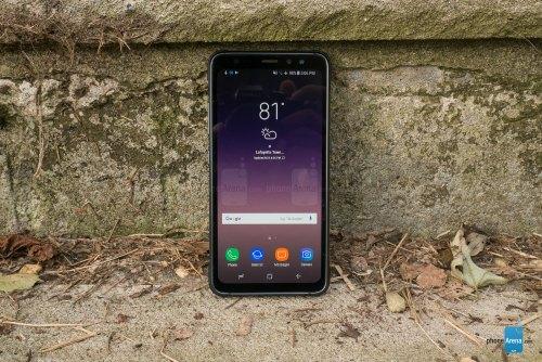 """Đánh giá Samsung Galaxy S8 Active: Bền hơn, pin """"khủng"""" hơn - 1"""