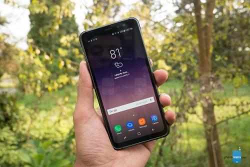 """Đánh giá Samsung Galaxy S8 Active: Bền hơn, pin """"khủng"""" hơn - 2"""