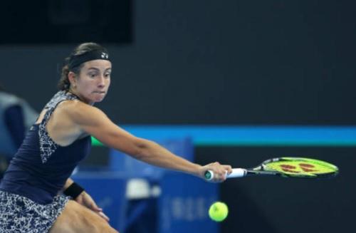 Chi tiết Sharapova - Sevastova: Nghẹt thở tie-break định đoạt (Vòng 1 China Open) (KT) 9