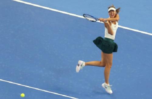 Chi tiết Sharapova - Sevastova: Nghẹt thở tie-break định đoạt (Vòng 1 China Open) (KT) 8