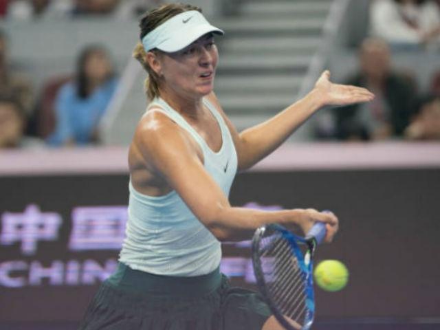Trực tiếp tennis China Open 1/10: Wozniacki loạng choạng gặp chủ nhà 5