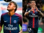 Bóng đá - PSG lại loạn: Neymar ghét lây Di Maria vì ủng hộ Cavani, trở lại Barca tuần tới