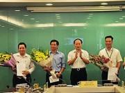 Tin tức trong ngày - Cục phó Nguyễn Xuân Quang là... diện đặc biệt!