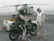 Top 5 môtô dã chiến được lính Mỹ thích nhất