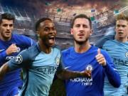Bóng đá - Đội hình kết hợp Chelsea - Man City: Morata và bộ tứ siêu đẳng