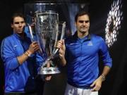 Thể thao - Đẳng cấp Federer, Nadal: Diễn 3 ngày kiếm vài triệu đô
