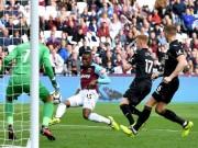 """Bóng đá - West Ham - Swansea: """"Phát đạn"""" chí tử phút 90"""