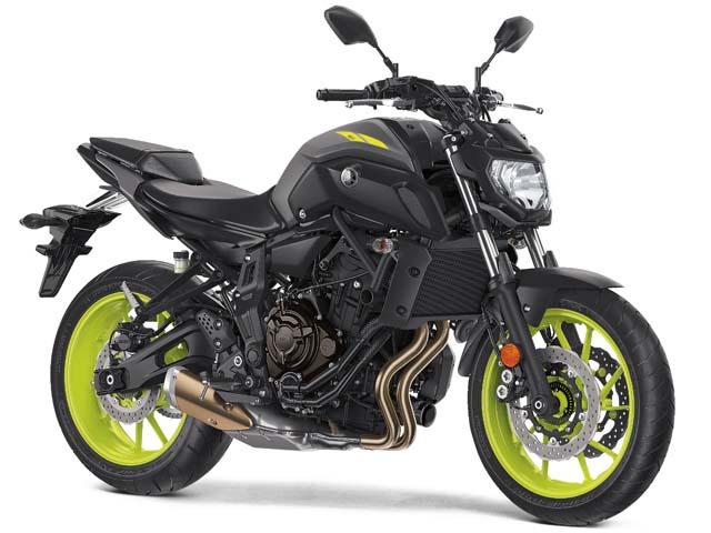 Yamaha thu hồi MT-07 và XSR700 2018 do lỗi lỏng bu lông