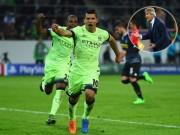 Bóng đá - HLV Pellegrini thừa nhận Man City thắng may mắn