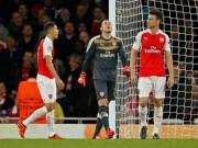 Bóng đá - BXH UEFA: Thua 2 trận, Arsenal sắp rơi khỏi top 10