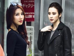 """Phim - Angela Phương Trinh """"đọ sắc"""" Diễm My 9x tại Nhật"""