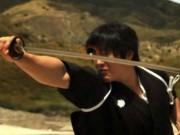 Thể thao - Chiến binh Samurai chém đôi đạn bay 350km/h