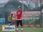 Bóng đá - ĐTVN: Cầu thủ bảo vệ HLV Miura, tự tin đối đầu Iraq