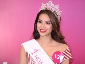 Người mẫu - Hoa hậu - Tân hoa hậu Hoàn vũ Việt Nam 2015 Phạm Hương là ai?