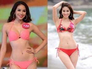 Làm đẹp - Vẻ đẹp nóng bỏng từng cm của tân hoa hậu Phạm Hương