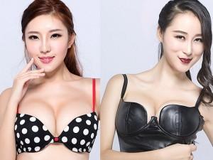 Làm đẹp - Ngắm nhan sắc top 3 Hoa hậu ngực đẹp Trung Quốc
